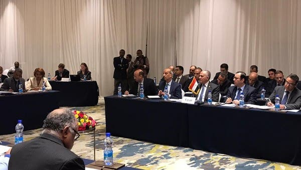 جولة ثانية من مفاوضات سد النهضة.. وزير ري السودان إلى القاهرة