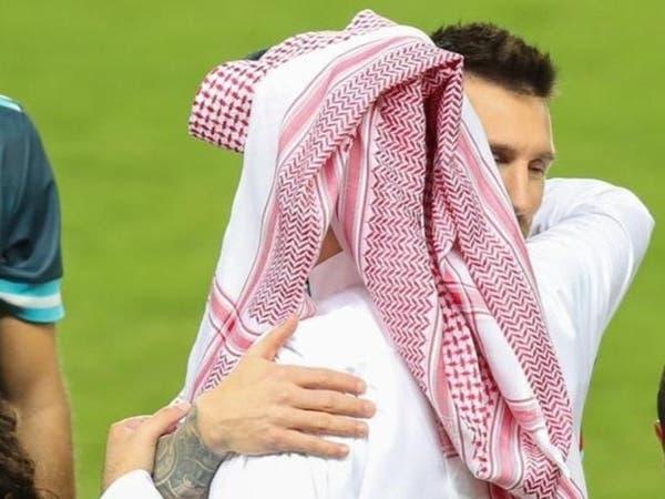 ميسي يشكر آل الشيخ وموسم الرياض على الليلة الرائعة