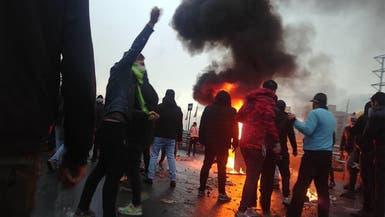 إيران تهدد بقمع الاحتجاجات .. اعتقال قياديَيْن في شيراز