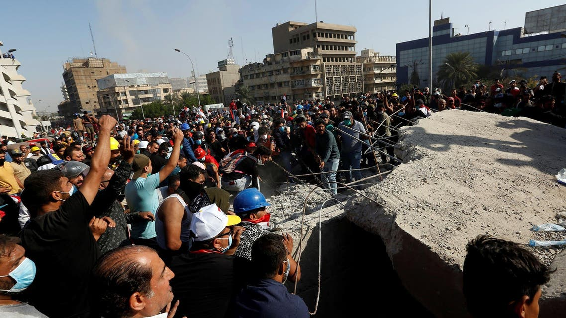 Iraq: Protest and strikes