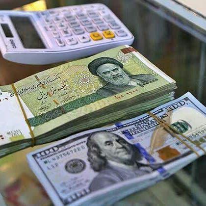 عملة إيران تهبط مجددا.. الدولار بـ 18 ألف تومان