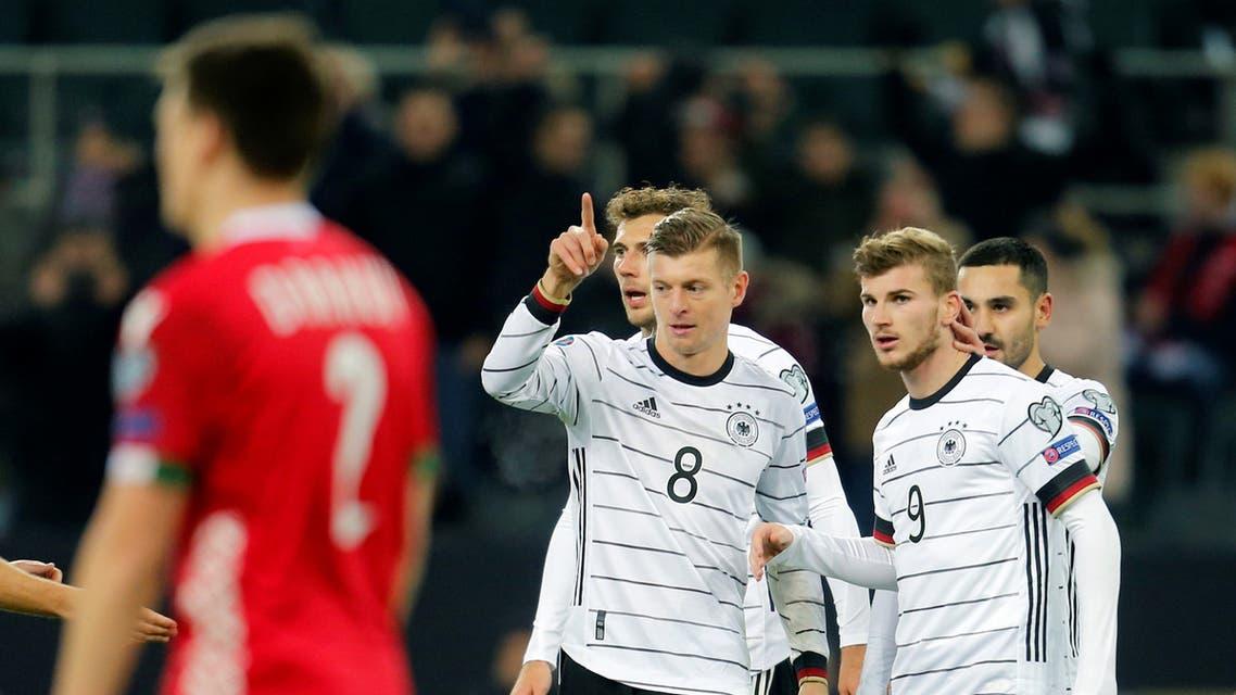 ألمانيا بيلاروسيا