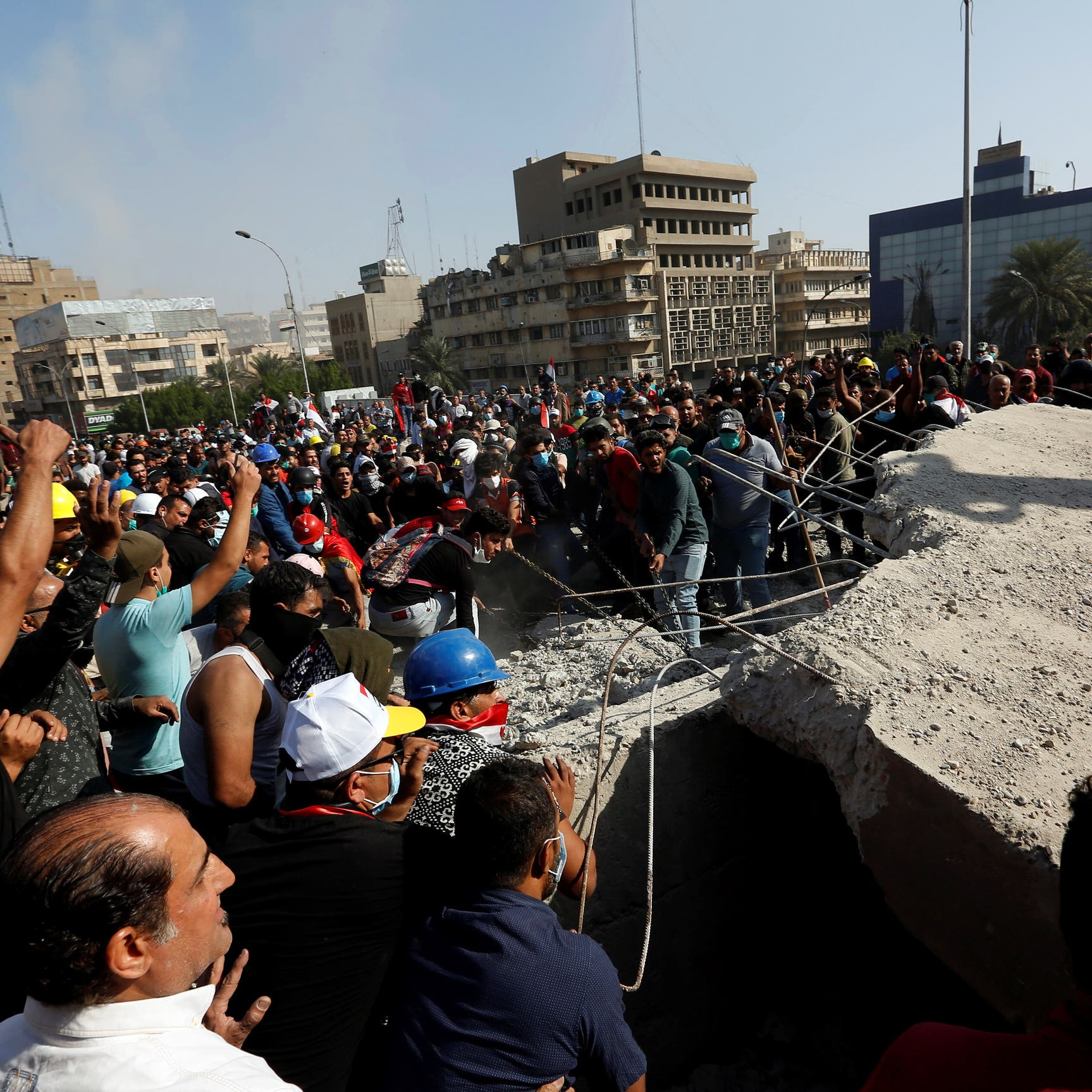 البيت الأبيض: نعرف أن قاسم سليماني من يقمع التظاهرات بالعراق
