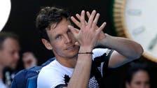 Czech former tennis world number four Berdych announces retirement