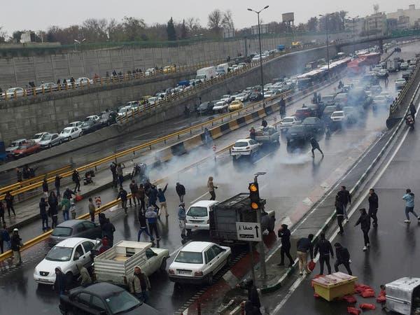 وكالة مهر: 1000 معتقل في أعنف احتجاج إيراني