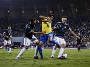استبعاد أوكامبوس من تشكيلة المنتخب الأرجنتيني