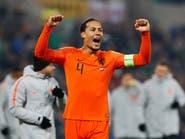 """فان ديك يغادر معسكر منتخب هولندا لـ""""أسباب شخصية"""""""