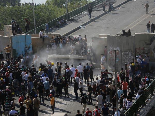 واشنطن تهدد بعقاب المسؤولين عن قتل المحتجين العراقيين