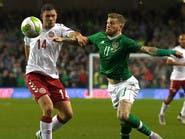 """الدنمارك تنشد التأهل أمام أيرلندا على """"أرضية مألوفة"""""""