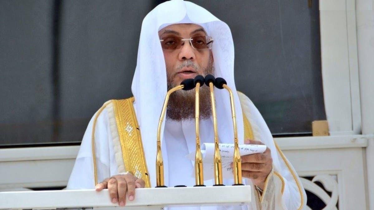 تعرف على إمام الحرم المكي الشريف الشيخ أسامة الخياط