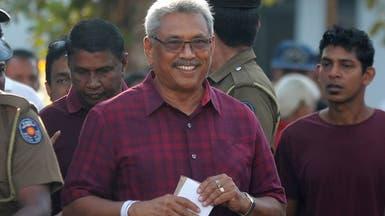 وزير الدفاع السابق غوتابايا راجاباكسا.. رئيسا لسريلانكا