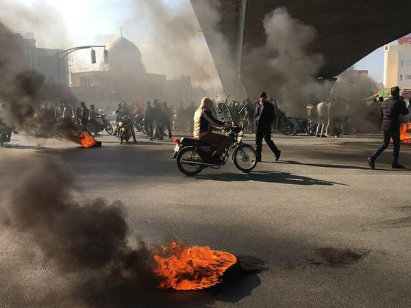 دانشجویان دانشگاه اصفهان به معترضان پیوستند