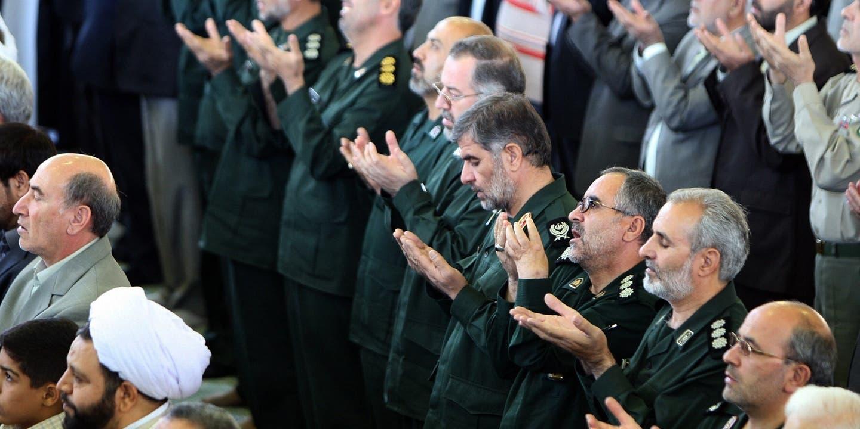 قادة من الحرس الثوري الإيراني