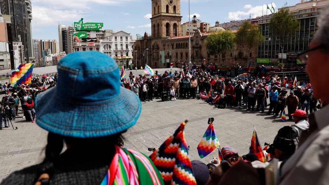 من بوليفيا