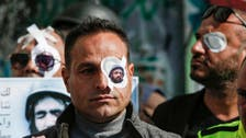 Palestinian journalist may lose eye after shot by Israel