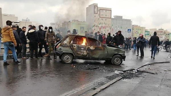 حكومة إيران تمتنع عن إعلان عدد قتلی احتجاجات نوفمبر