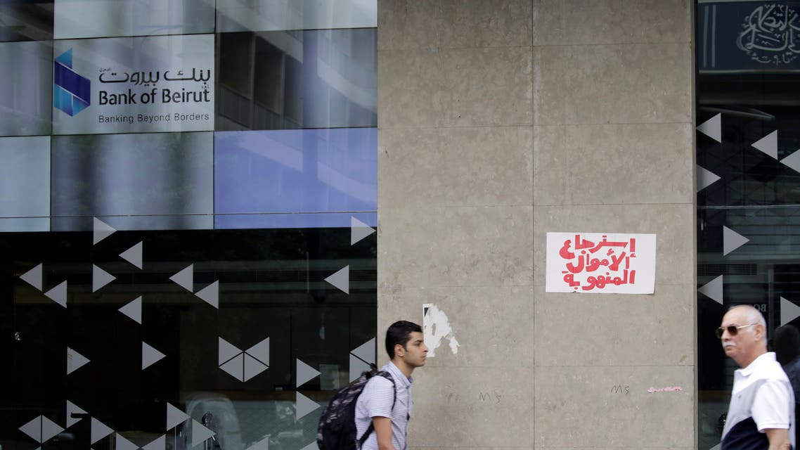 بنوك لبنان