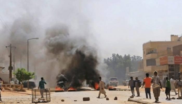 من اشتباكات سابقة  في بورتسودان