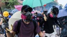 هونغ كونغ.. الأمن يقمع متظاهرين ومحكمة تلغي حظر الأقنعة