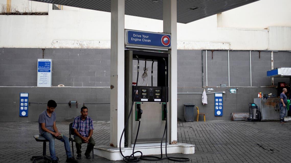 لبنان محطات وقود
