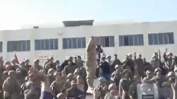 سوريا.. مسيرات غاضبة تطالب بخروج تركيا من مدينة الباب