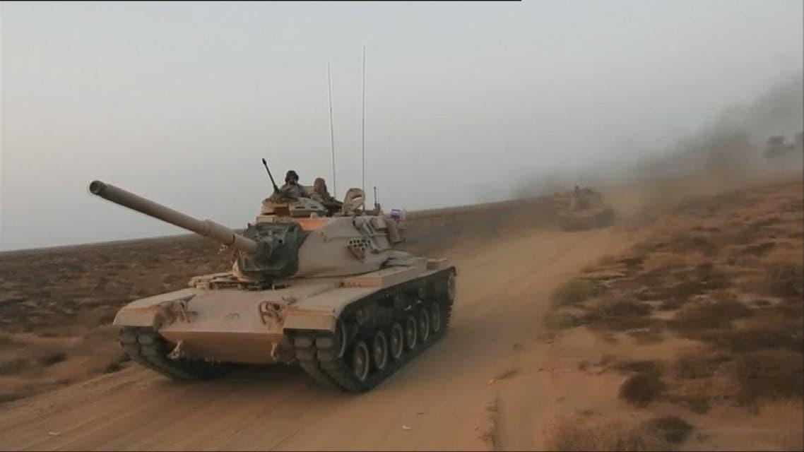 معارك يخوضها الجيش الوطني اليمني في مختلف الجبهات بدعم من الشرعية