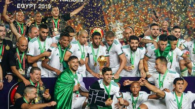 نتائج مبهرة للمنتخب الجزائري في 2019