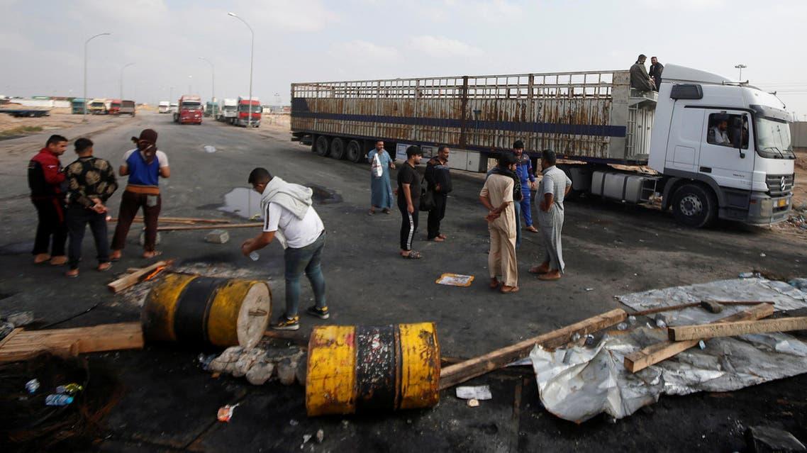 umm qasr iraq Reuters