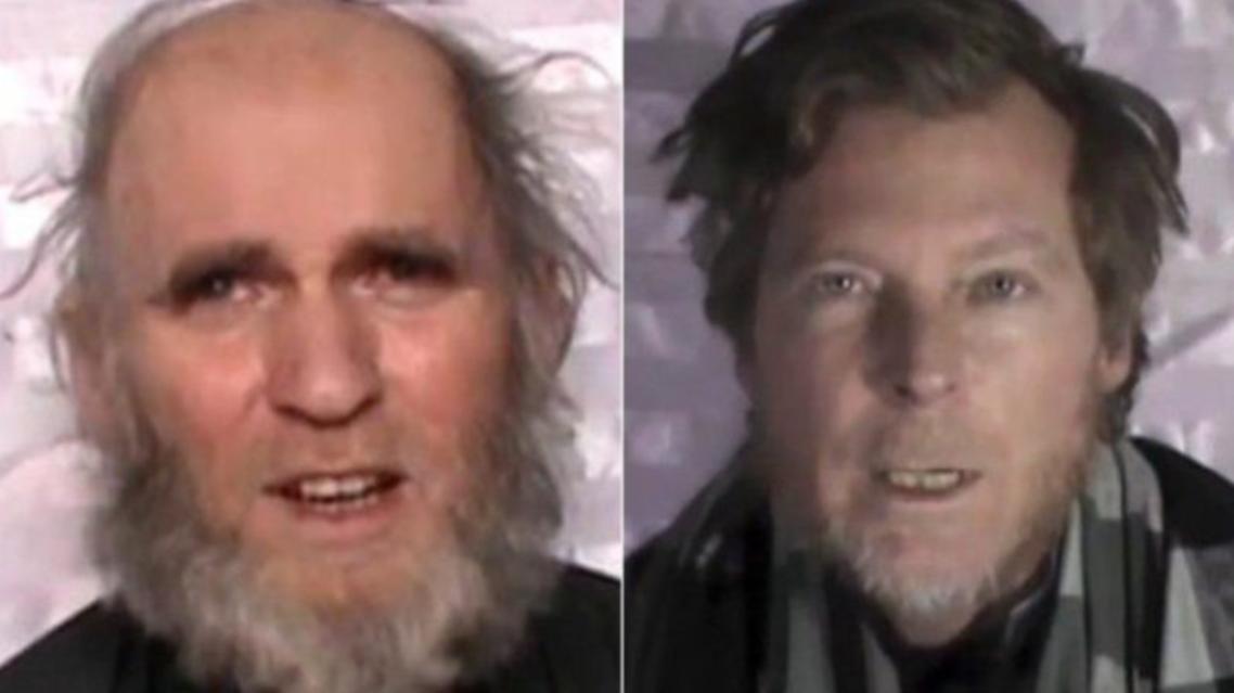 دو استاد دانشگاه امریکایی از بند طالبان آزاد شدند