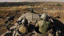 اسرائیل نے شام میں القنیطرہ کی فضاؤں میں 4 راکٹوں کو تباہ کر دیا