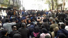 Iran says calm has been restored despite protests continuing for fifth day