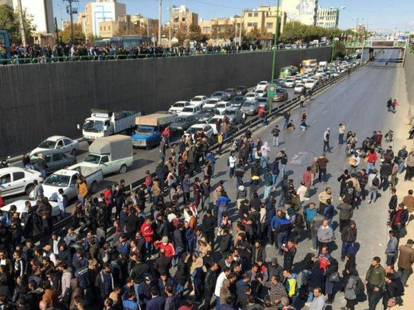 إيران.. الحشد العراقي يشارك بقتل متظاهرين