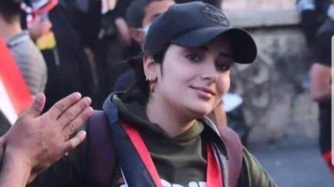 Iraqi activist Mary Mohammad. (Supplied)