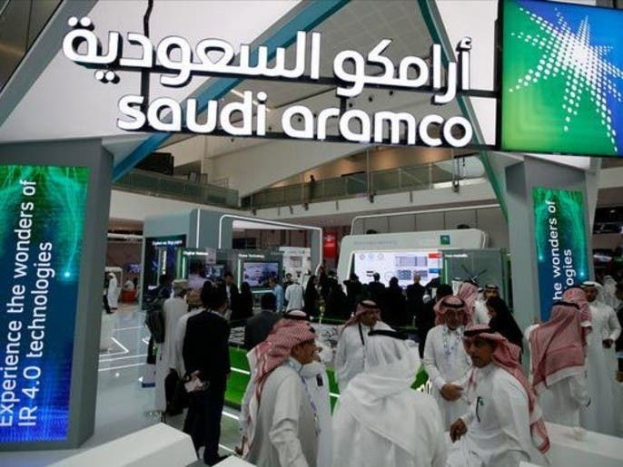 افتتاح سهم أرامكو عند 35.2 ريالا يرفع تقييم الشركة إلى 1.88 تريليون دولار
