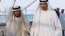 Saudi King sends condolences to Abu Dhabi Crown Prince on his brother's passing