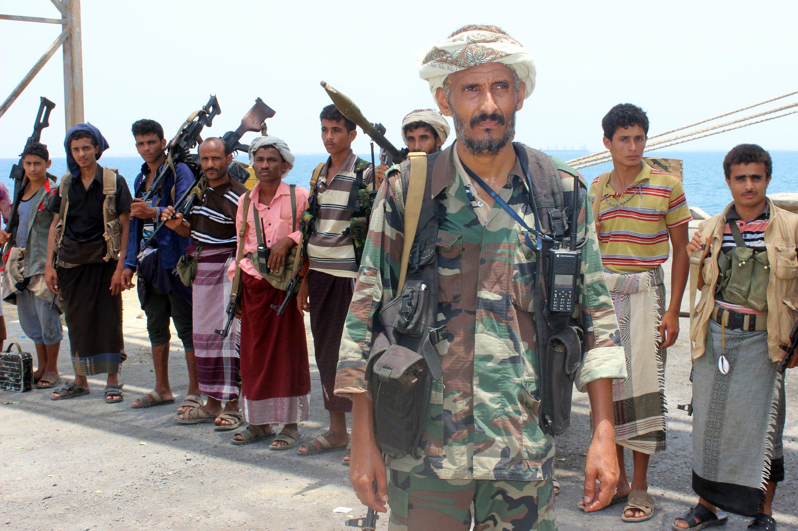 من ميليشيات الحوثي