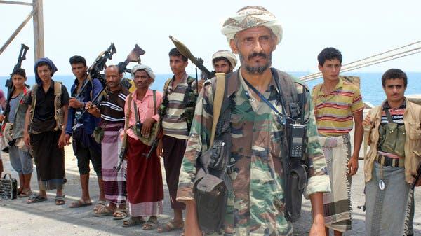 """""""الحدث"""" تكشف مشاهد مصورة لأساليب التضليل الحوثي"""