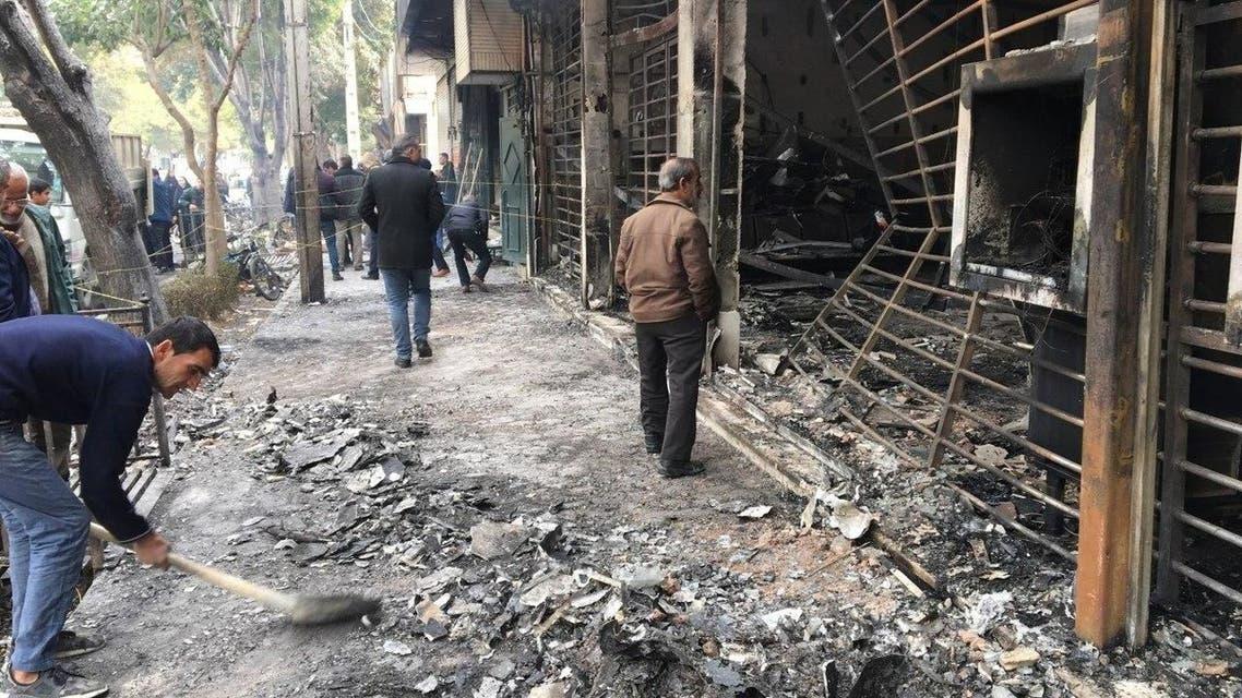 من أصفهان بإيران (17 نوفمبر- فرانس برس)