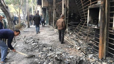 ثورة البنزين في إيران.. حرق مكاتب ممثلي خامنئي
