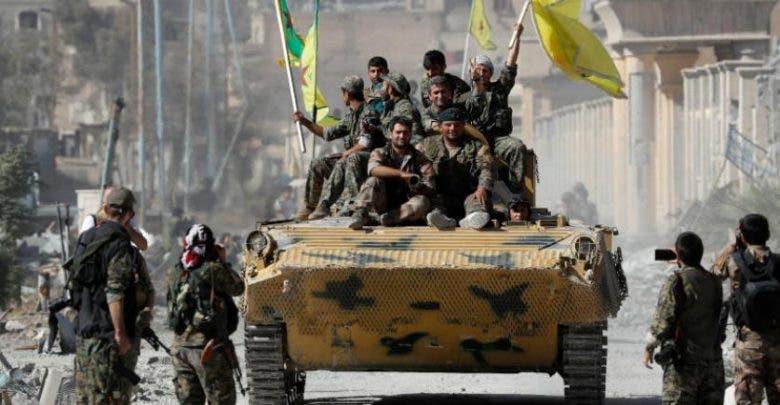 قوات سوريا الديمقراطية شمال البلاد