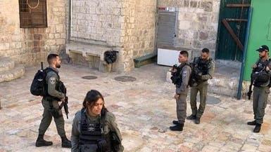 الاحتلال يغلق مكتب التعليم ومقر فضائية في القدس
