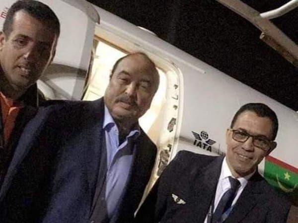 موريتانيا.. صورة مع رئيس سابق تطيح موظفاً