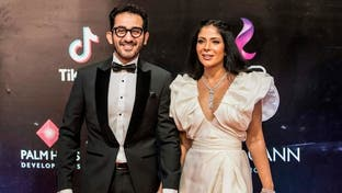 هكذا بدت النجمات في افتتاح مهرجان القاهرة السينمائي