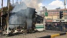 ایرانی پاسداران انقلاب کامظاہرین کے خلاف ''بروقت کریک ڈاؤن'' پرفوج کوخراجِ تحسین
