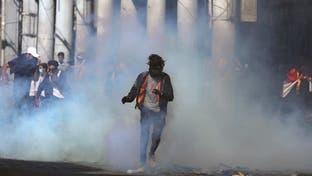 عراق..درگیری تظاهرگنندگان و نیروهای امنیتی؛ پلهای بغداد در کنترل معترضان