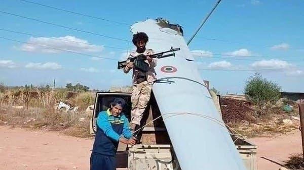 الجيش الليبي: تحليق درون إيطالية بأجوائنا يحتاج تفسيراً