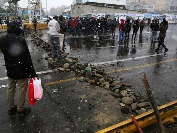 بضوء أخضر من خامنئي.. مقتل 1500 شخص بالمظاهرات