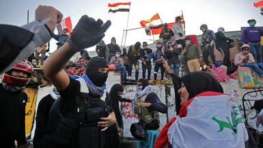 واشنطن للمسؤولين العراقيين: استجيبوا لمطالب المحتجين