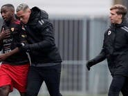"""""""دقيقة صمت"""" في الدوري الهولندي ضد العنصرية"""