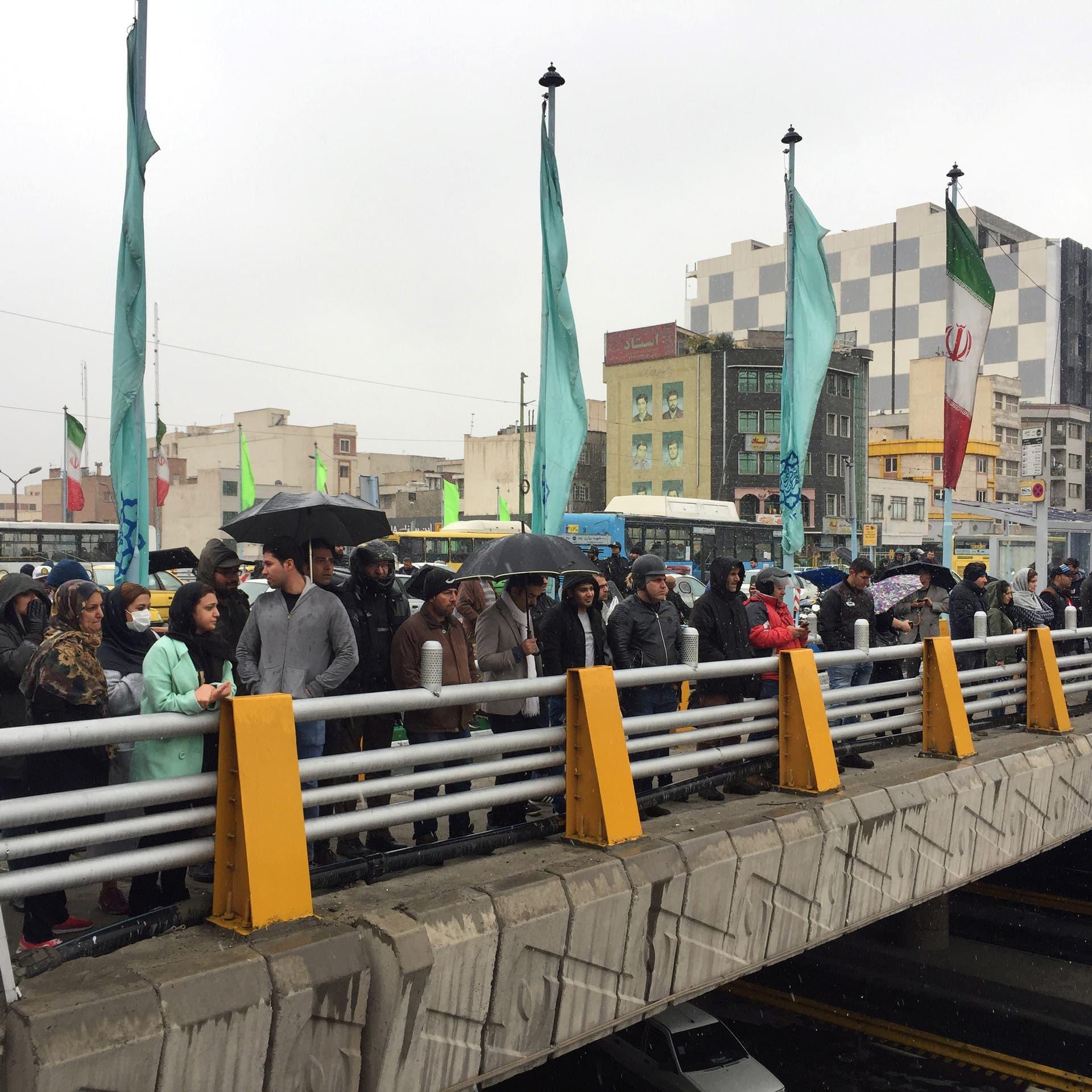 من قلب طهران.. أصوات تصدح